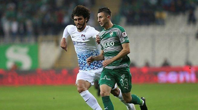 Bursaspor'a 1461 Trabzon şoku!