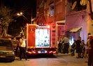 İzmir'de dehşet! Yangına giden itfaiye ekipleri ceset buldu...