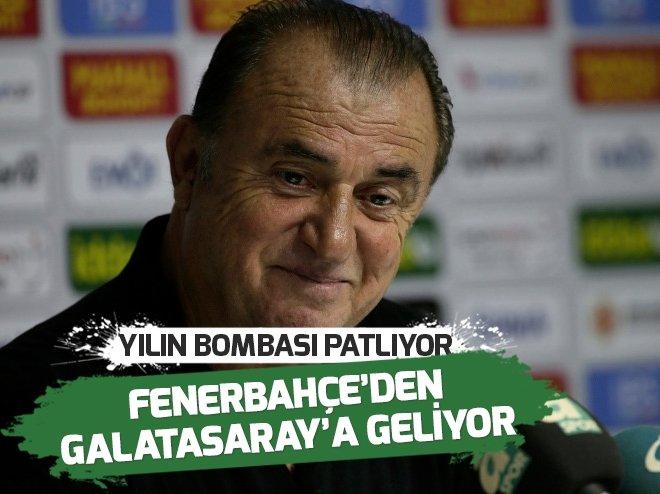 Fatih Terim'in gözü Fenerbahçe'nin yıldızında