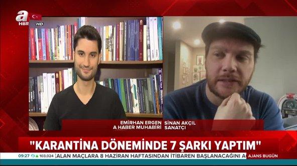 Sinan Akçıl: Türkiye'nin mücadelesi gurur tablosu