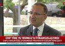 Son dakika: AK Partili Bekir Bozdağ'dan Engin Özkoç'un sözlerine canlı yayında tepki |Video