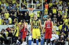 Fenerbahçe Doğuş - CSKA Moskova maç sonucu: 79-81