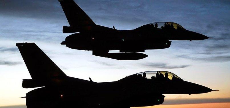 TSK'dan Irak kuzeyindeki Hakurk bölgesine harekat! 5 PKK'lı öldürüldü