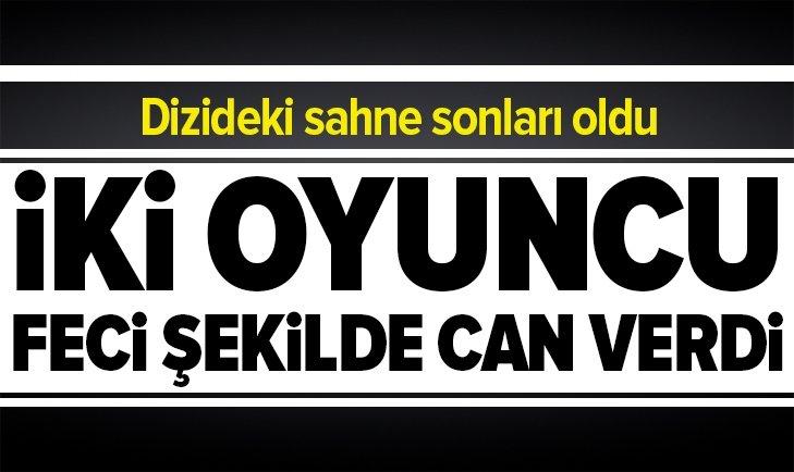 İKİ OYUNCU FECİ ŞEKİLDE CAN VERDİ!