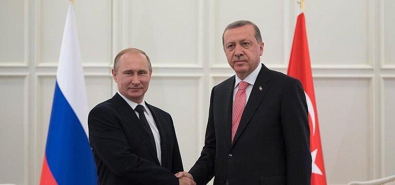 Son dakika: Başkan Erdoğan Vladimir Putin ile görüştü! Dağlık Karabağ sorunu ve Azerbaycan-Ermenistan çatışması...