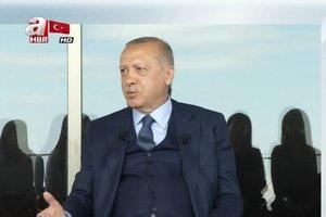 Başkan Erdoğan müjdeyi canlı yayında açıkladı: 23 Nisan'a kadar ücretsiz olacak