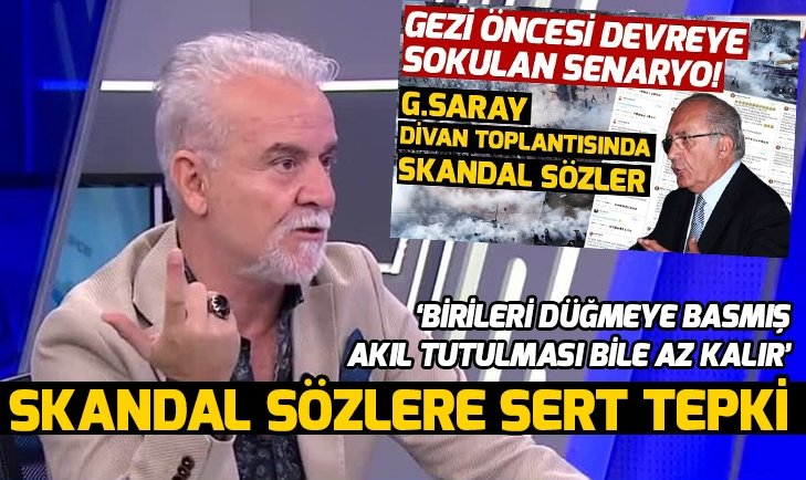 Turgay Demir'den spora siyaset karıştıran Hayri Kozak'a sert tepki!