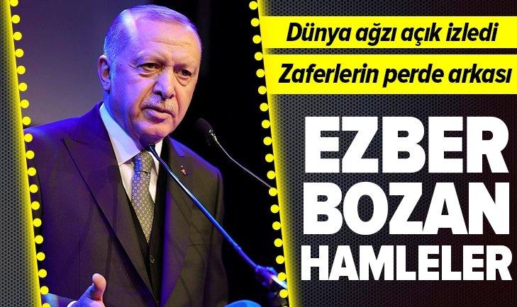 ZAFERLERİN PERDE ARKASI! EZBER BOZAN HAMLELER