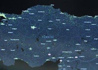İlçe ilçe İstanbul ve Ankara'nın koronavirüs dağılımı