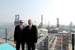 SOCAR Star Rafinerisi açıldı
