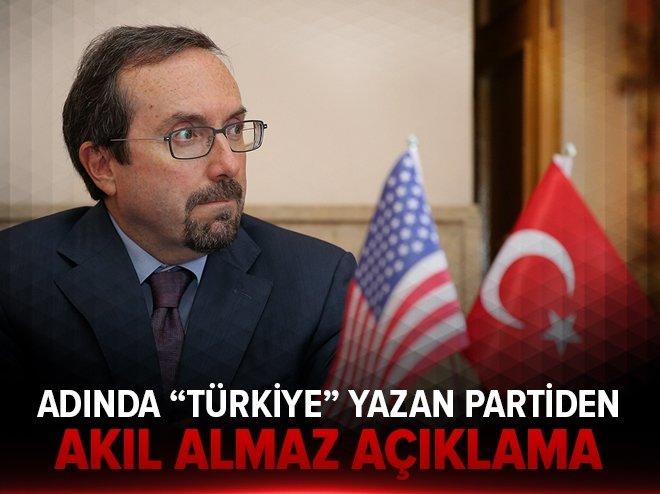 Türk Solu ABD'nin yanında yer aldı!