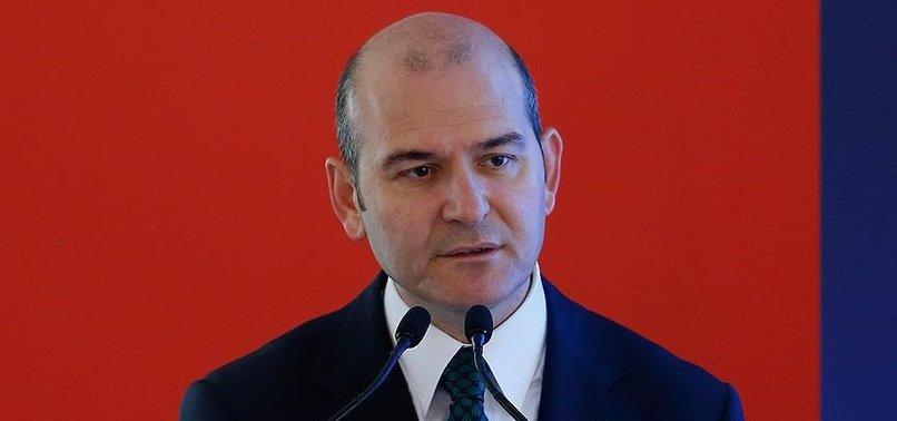 İÇİŞLERİ BAKANI SOYLU'DAN 'YASAK' AÇIKLAMASI