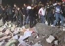 Ermenistan kalleşçe sivillere saldırdı: Azerbaycanın Gence kenti balistik füze ile vuruldu