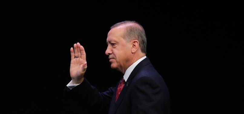 CUMHURBAŞKANI ERDOĞAN'DAN TRT KARARI