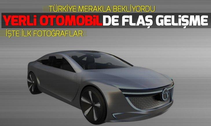 YERLİ OTOMOBİLDE FLAŞ GELİŞME! ORTAYA ÇIKTI...