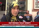 Diyarbakır'da HDP önündeki 'evlat' nöbetinde sayı artıyor |Video