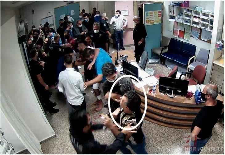 Ankara'daki sağlık çalışanlarına yönelik saldırıya ait yeni görüntüler ortaya çıktı