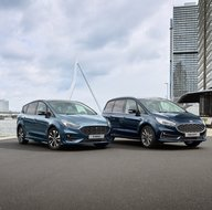 2020 Ford S-MAX ve 2020 Galaxy yenilendi! İşte Ford S-MAX ve Galaxy'nin son hali...