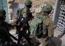İsrail terörü devam ediyor! 14 Filistinli daha...