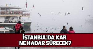 İstanbul için 15 günlük hava durumu!