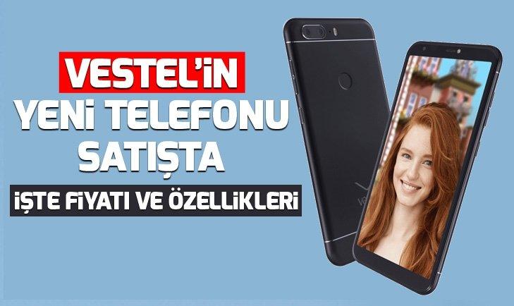 VESTEL VENUS'ÜN YENİ MODELİ V6 SATIŞA ÇIKTI