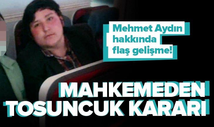 Son dakika: Mahkemeden 'Tosuncuk' kararı!Mehmet Aydın'ın tutukluluk hali devam edecek mi?