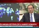 Koronavirüs biyolojik bir savaş mı? Çin Büyükelçisi Deng Li A Habere konuştu |Video