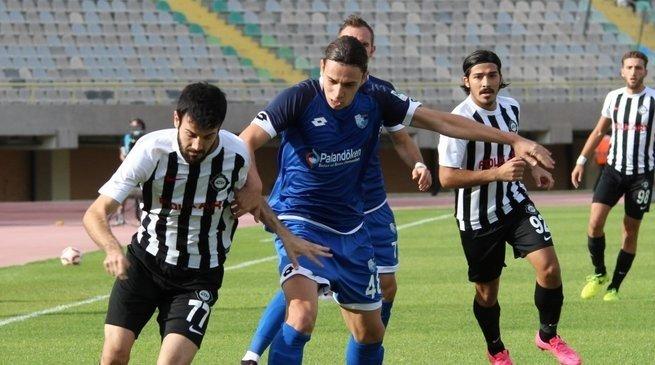 Erzurumspor, penaltılarda Altay'ı eledi