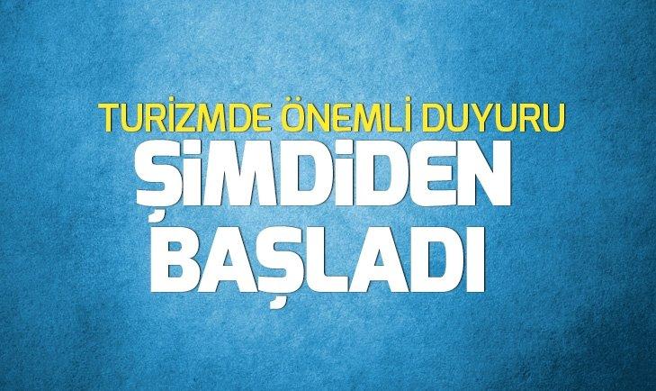 TURİZMDE İÇ PAZAR 'BAYRAM' EDECEK
