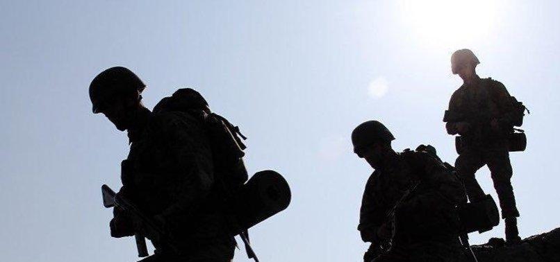 MSB'DEN FLAŞ AÇIKLAMA: 5 PKK'LI TERÖRİST...