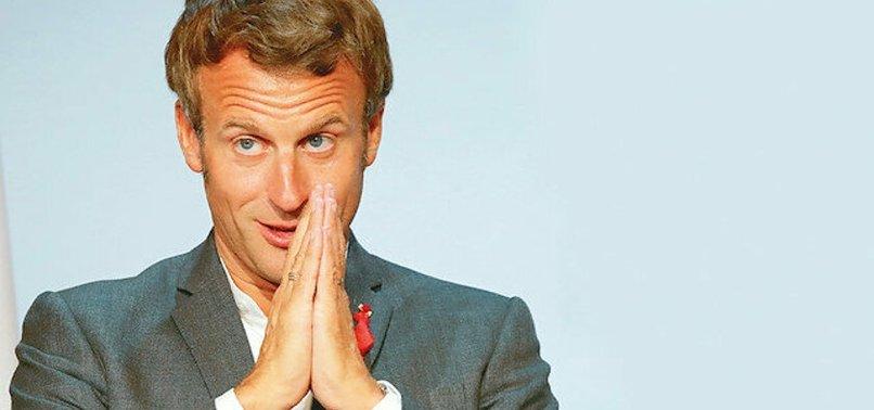 Fransızlardan Macron'a sert tepki: Sana bunun için oy vermedik!