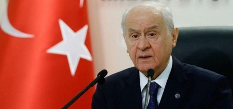 """Devlet Bahçeli'den """"Muharrem İnce parti kuruyor' iddialarına ilişkin flaş açıklama"""