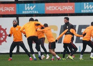 Galatasaray'a sakatlardan müjde