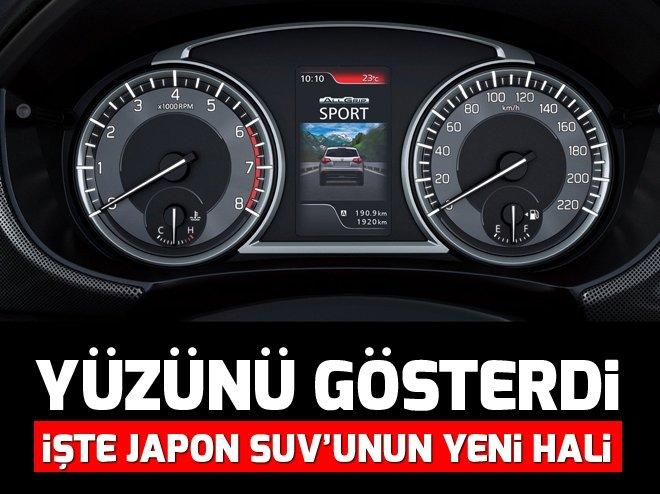 2019 Suzuki Vitara makyajlı haliyle ortaya çıktı! Yeni Suzuki Vitara'nın özellikleri neler?