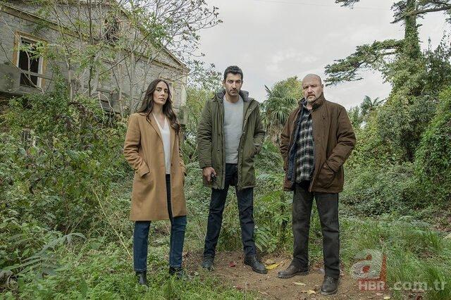 Kenan İmirzaoğlu'nun yeni dizisi Alef'ten ilk görüntüler yayınlandı