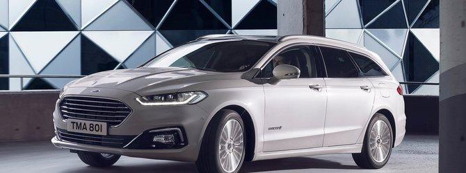 Ford Mondeo Wagon tanıtıldı! İşte fiyatı ve özellikleri...