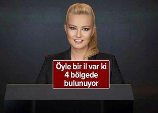 Müge Anlı bu soruyla Güven Bana'ya damga vurdu! Türkiye'de öyle bir il var ki 4 bölgede bulunuyor