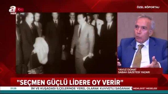 Güçlü Türkiye kimleri rahatsız ediyor?