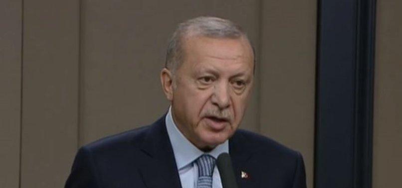 Son dakika: Başkan Erdoğan'dan Rusya ziyareti öncesi flaş açıklamalar
