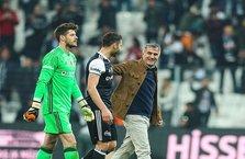 Beşiktaş'ta sözleşme krizi