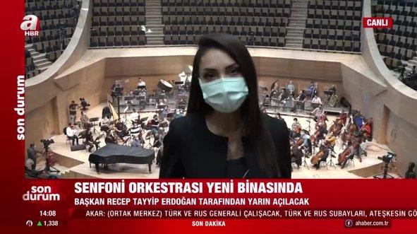 Açılışını Başkan Erdoğan gerçekleştirecek