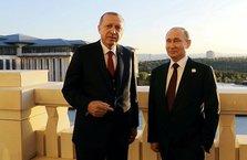 Putin: Erdoğan'a baskı araçlarını kullanarak sonuç elde etmek çok zor