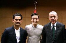 Mesut Özil: Ne olursa olsun yine de o fotoğrafı...