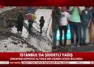 Son dakika: İstanbul Unkapanı'nda şiddetliyağış can aldı |Video