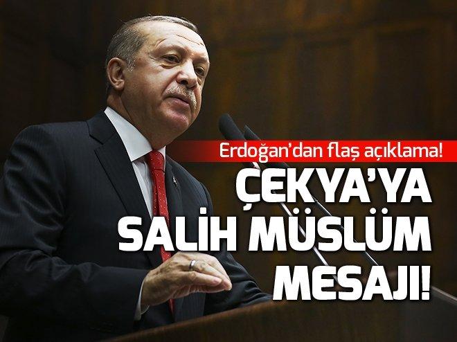 Erdoğan'dan teröristbaşı Salih Müslim açıklaması