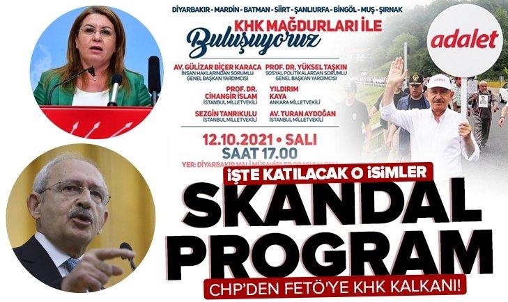 Kılıçdaroğlu'ndan FETÖ'ye KHK kalkanı! CHP'den KHK'lılara destek programı