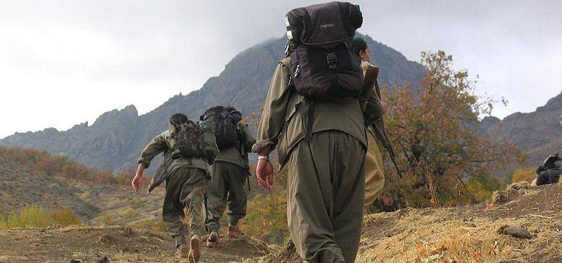 PKK'NIN CEPHANE SORUMLUSU YAKALANDI