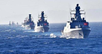 Türkiye'den Akdeniz'de yeni NAVTEX ilanı!
