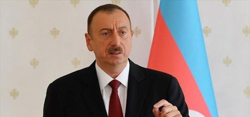 Azerbaycan Cumhurbaşkanı İlham Aliyev'den net mesaj: Ermenistan'ın ...