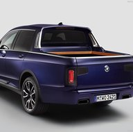 BMW'dan X7 Pick-up! BMW X7 Pick-up'ın özellikleri neler?
